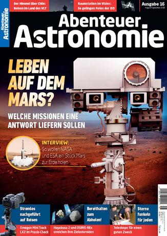 Abenteuer Astronomie