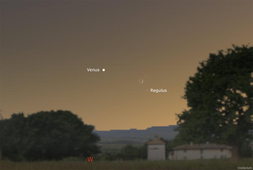 Mondsichel-15072018-Stellarium