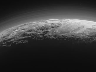 Pluto New Horizons 2015