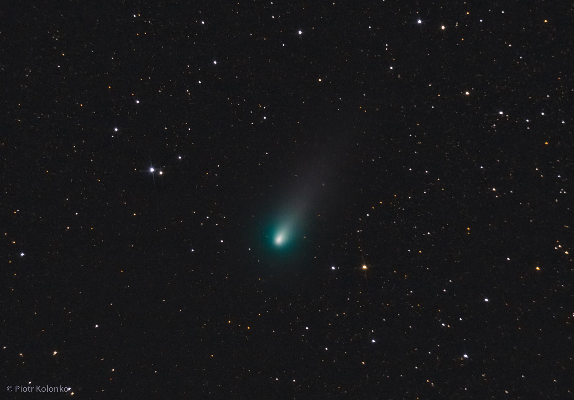 Komet 21P Giacobini-Zinner