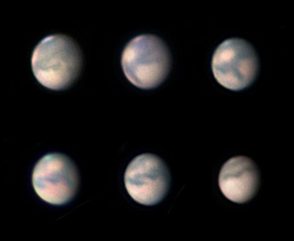 Mars September 2018