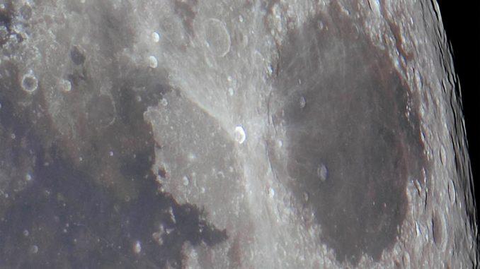Mondkrater Proclus