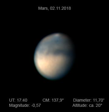 Mars,2.11.18,18.40MEZ(2)
